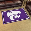 Kansas State University Wildcats 4x6 Rug