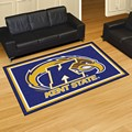 Kent State University Golden Flashes 5x8 Rug