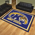 Kent State University Golden Flashes 8'x10' Rug