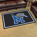 University of Memphis Tigers 4x6 Rug