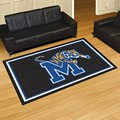 University of Memphis Tigers 5x8 Rug