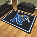 University of Memphis Tigers 8'x10' Rug