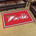 Mississippi Valley State University Delta Devils 4x6 Rug