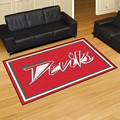 Mississippi Valley State University Delta Devils 5x8 Rug