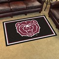 Missouri State University Bears 4x6 Rug