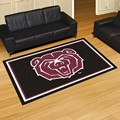 Missouri State University Bears 5x8 Rug