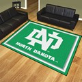 University of North Dakota athletic teams 8'x10' Rug