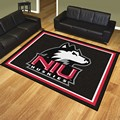 Northern Illinois University Huskies 8'x10' Rug