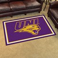 University of Northern Iowa Panthers 4x6 Rug