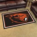 Oregon State University Beavers 4x6 Rug