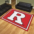 Rutgers Scarlet Knights 8'x10' Rug