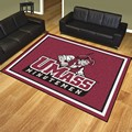 University of Massachusetts Minutemen 8'x10' Rug