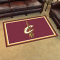Cleveland Cavaliers 4x6 Rug