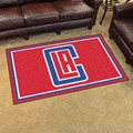Los Angeles Clippers 4x6 Rug