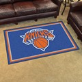 New York Knicks 4x6 Rug