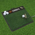 Oklahoma State Cowboys Golf Hitting Mat
