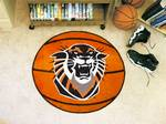 Fort Hays State University Tigers Basketball Rug