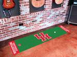 University of Houston Cougars Putting Green Mat