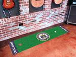 United States Coast Guard Academy Bears Putting Green Mat
