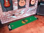 Chicago Blackhawks Putting Green Mat