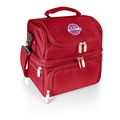 Detroit Pistons Pranzo Lunch Tote - Red