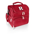 Rutgers Pranzo Lunch Tote - Red