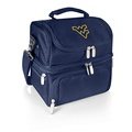 West Virginia University Pranzo Lunch Tote - Navy Blue
