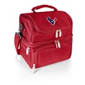 Houston Texans Pranzo Lunch Tote - Red