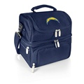 San Diego Chargers Pranzo Lunch Tote - Navy Blue
