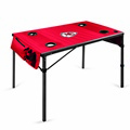 Kansas City Chiefs Travel Table - Red