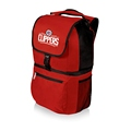 Los Angeles Clippers Zuma Backpack & Cooler - Red
