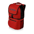 University of Connecticut Zuma Backpack & Cooler - Red