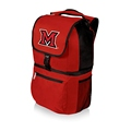 Miami University Zuma Backpack & Cooler - Red