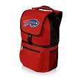 Buffalo Bills Zuma Backpack & Cooler - Red