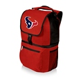 Houston Texans Zuma Backpack & Cooler - Red