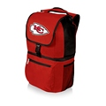 Kansas City Chiefs Zuma Backpack & Cooler - Red