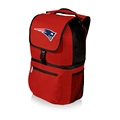 New England Patriots Zuma Backpack & Cooler - Red