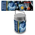Memphis Grizzlies Basketball Can Cooler