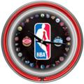 NBA Neon Wall Clock