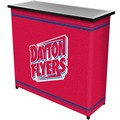 University of Dayton Portable Bar with 2 Shelves