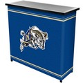United States Naval Academy Portable Bar with 2 Shelves