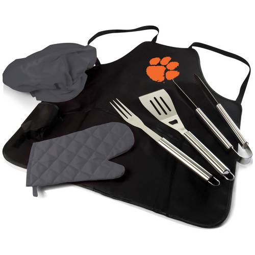 Clemson University BBQ Apron Tote Pro - Click Image to Close