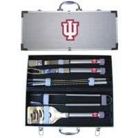 Indiana University Hoosiers 8 pc BBQ Set
