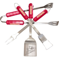 Iowa State Cyclones 4 Piece BBQ Set