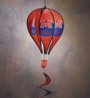Mississippi - Ole Miss Hot Air Balloon Spinner