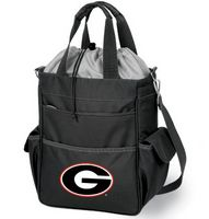 University of Georgia Bulldogs Black Activo Tote