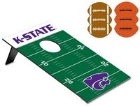 Kansas State Wildcats Football Bean Bag Toss Game