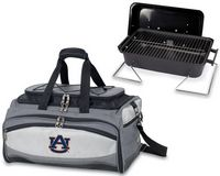 Auburn Tigers Embroidered Buccaneer BBQ Grill Set & Cooler