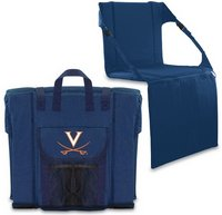 Virginia Cavaliers Stadium Seat - Navy