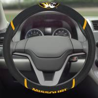 University of Missouri Tigers Steering Wheel Cover